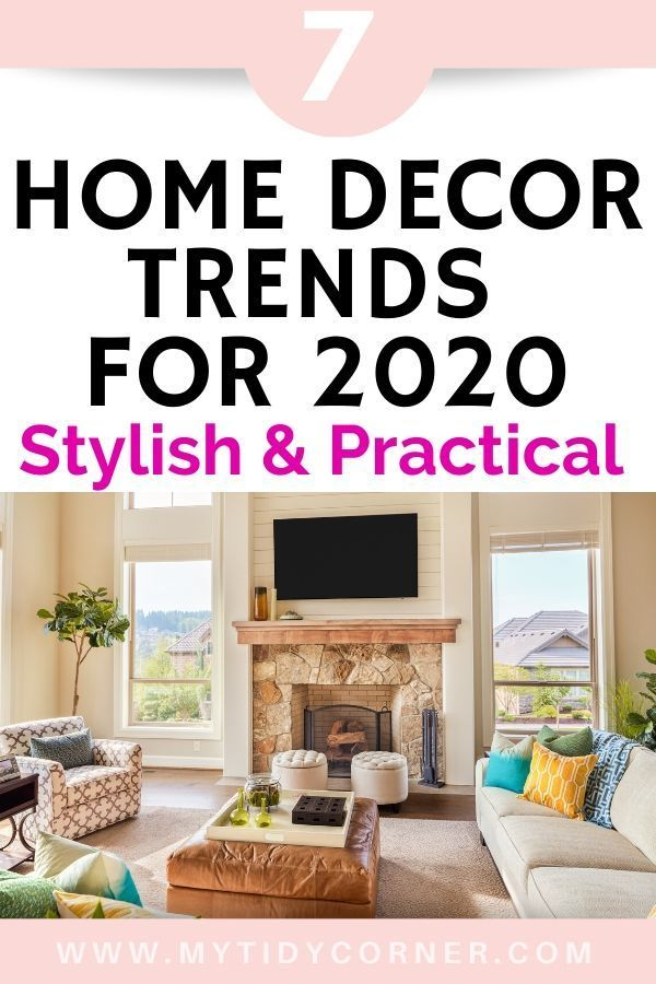 7 Home Decor Trends 2020 Stylish And Practical Decorating Ideas Trending Decor Home Decor Trends Home Decor