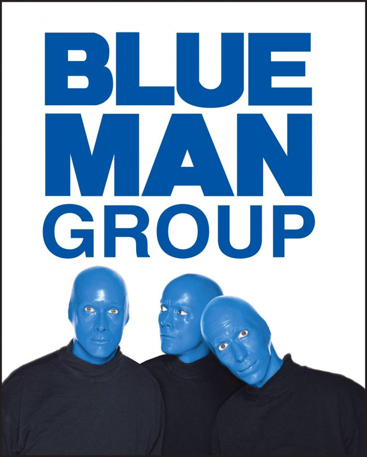Went to see The Blue Man Group in Vegas, so not what I expected, def go see them ifmyou ever get the chance