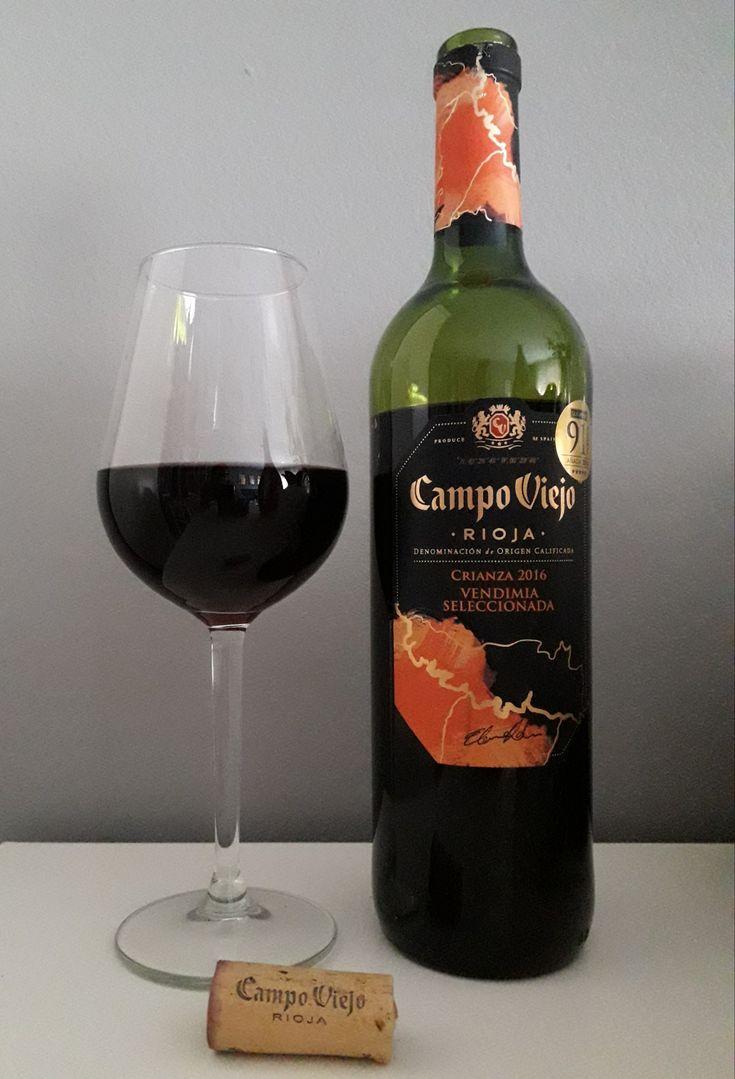 Campo Viejo Crianza 2016 Uvas Vinos Vino