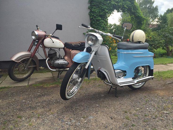 Jawa 50 Pionyr #MotoPorn #SexyMoto