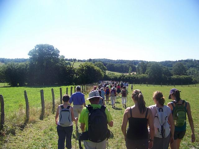 Balade en Corrèze, via Flickr.