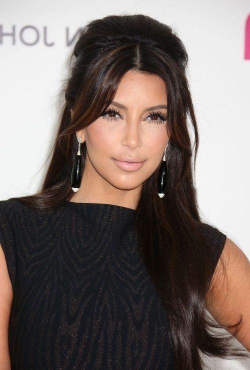 Kim Kardashian Hair Styles | GlobezHair