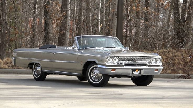 136123 / 1963 Ford Galaxie XL