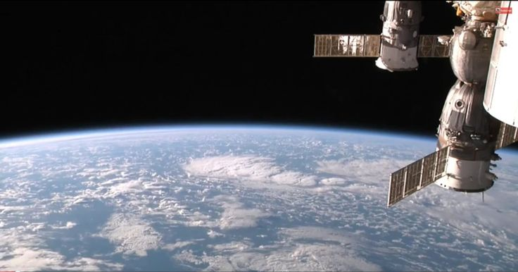 Earth From Space - Live Views From the International Space Station