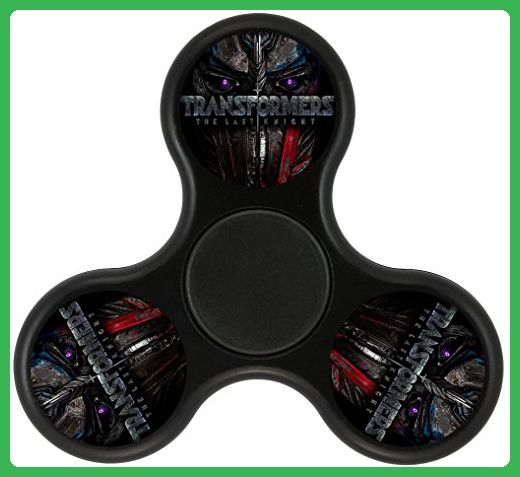 Lost 7er Transformers-5 2017 Upgraded Version FAST & LONG TIME Tri-Hands Fidget Spinner,Perfect for ADHD E ADD,Controlling Stress Reducer EDC Focus Toy - Fidget spinner (*Amazon Partner-Link)