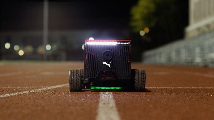 BeatBot: Der ultimative Laufroboter von Puma