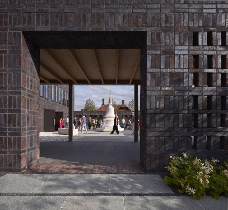Gallery Of Vajrasana Buddhist Retreat / Walters U0026 Cohen Architects   2