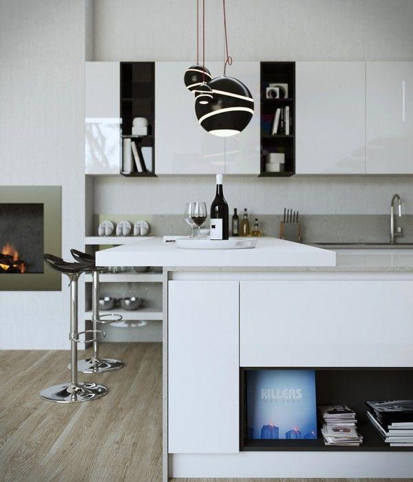 20 Sharp, Masculine Kitchens Perfect For Men