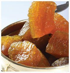 Maketaan Konfyt (fyn) (Onbekend) Bestanddele 500 g Waartlemoen 750 g Suiker Metode Vir elke 500 g Waartlemoen gebruik u 750 g suiker. Sny die waartlemoen in klein stukkies. Gooi suiker daaroor. Laa...