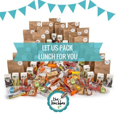 The Lunchbox | We pack, you snack.