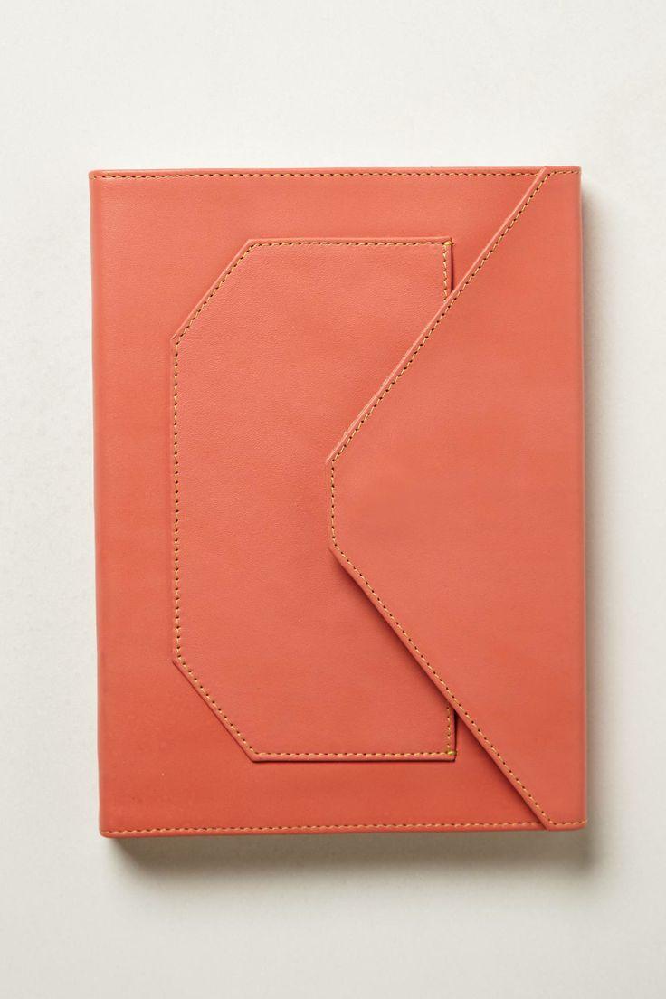 Leather Pocket Journal - anthropologie.eu