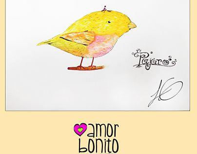 "Check out new work on my @Behance portfolio: ""pajaro"" http://be.net/gallery/51641435/pajaro"