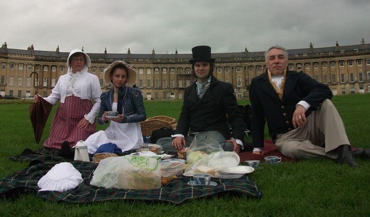 Regency picnics - Google Search