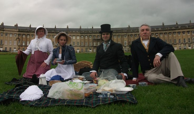 Regency picnics - Google Search