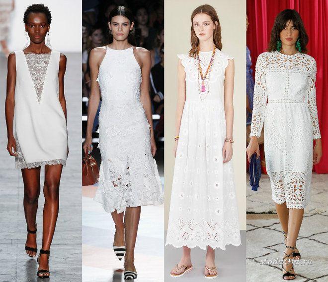 Модные платья 2017: актуальные тенденции и фото