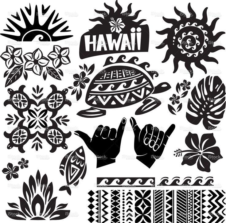 hawaii set in black and white. Black Bedroom Furniture Sets. Home Design Ideas