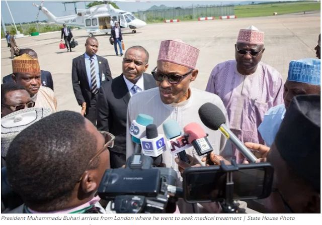 Muhammadu Buhari, the president of Nigeria, has expressed worry over the lingering leadership crisis among members of the ruling All Pro...