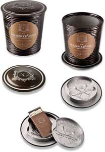 Aquiesse Candles | 2013-07-01 | Brand Packaging
