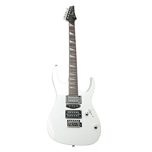 Professional Irin Electric Guitar With Guitar Bag And Accessories White Read More At The Image Link It Is Amazon Affili With Images Guitar Bag Guitar Electric Guitar