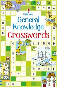 Usborne General Knowledge Crosswords