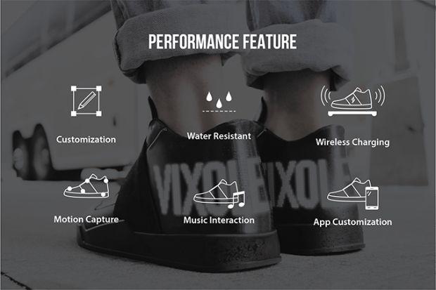 Vixole Matrix: scarpe con schermo LED che potrete personalizzare come più vi piace Ormai tutti abbiamo tante paia di scarpe a casa; soprattutto le donne (che generalmente ne hanno un numero prossimo all'infinito). Più scarpe da utilizzare in diverse e occasioni e per diverse attivi #vixolematrix #xiaomimishoes #scarpe