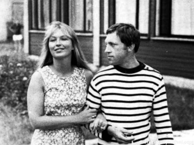 Владимир Высоцкий и Марина Влади