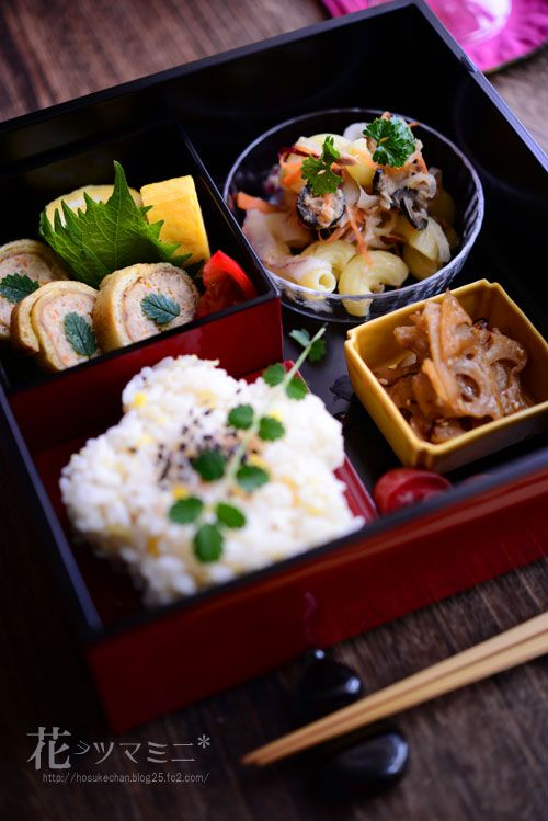 bento / お弁当