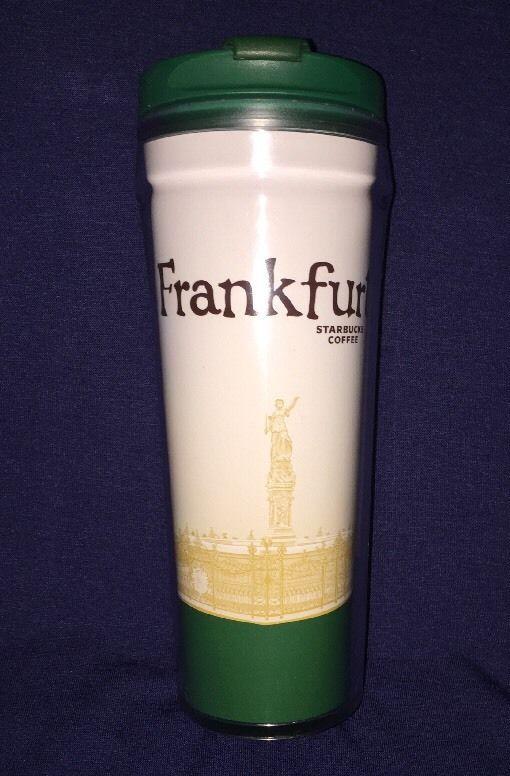 ce985c9831a Starbucks Frankfurt Tumbler Mug Germany New Coffee Cup #Starbucks ...