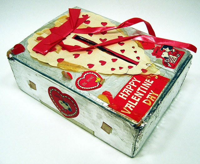 Valentine Decorated Boxes 17 Best Valentine's Day Images On Pinterest  Valentine Ideas