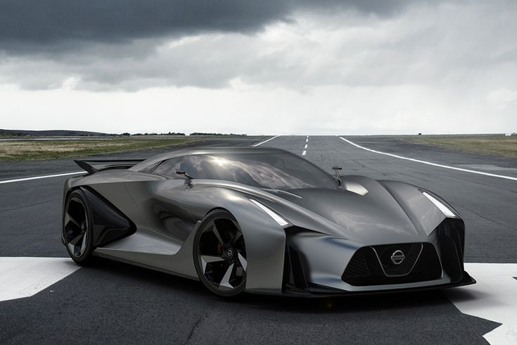 nissan concept 2020 vision gran turismo - the real driving simulator