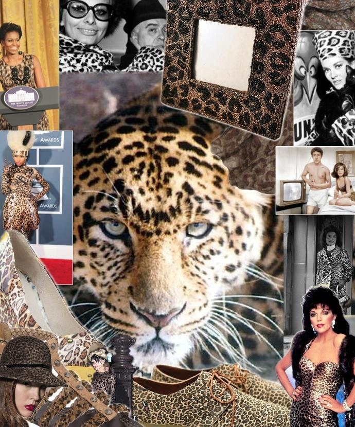 Leopard is hot ... As always!
