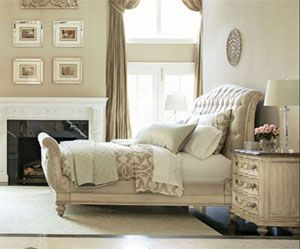 Jessica McClintock By American Drew U0027The Boutique Collectionu0027 Collection  Master Bedroom Furniture