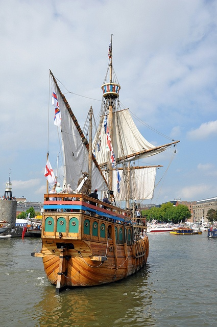 Bristol Harbour Festival, The Matthew - Bristol