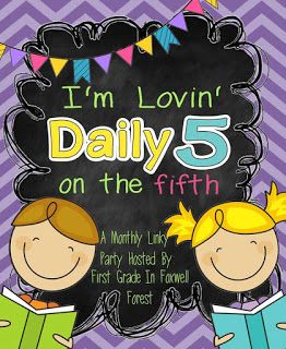 I'm Lovin' Daily 5 August linky edition