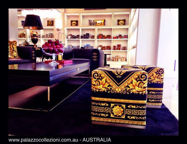 VERSACE HOME Australia #palazzocollezioni