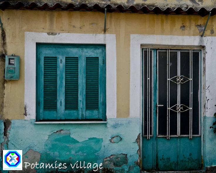 Potamies Village in Hersonissos Municipality