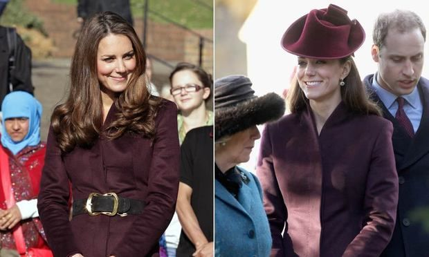 Kate Middleton's style: Top 20 recycled outfits