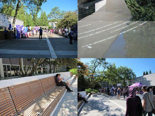 UBC FYI (blog for students) » Where to study: Buchanan courtyards
