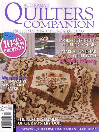 australian quilters companion 42 - Joelma Patch - Álbumes web de Picasa