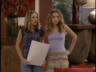 Ashley olsen twins dating history