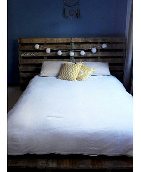 DIY: Headboards To Make Your Head Spin - dropdeadgorgeousd...