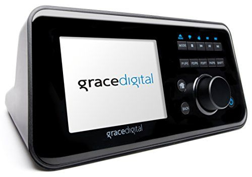 Grace Digital GDI-IRCA700 Wireless Internet Radio Adapter with 3.5-Inch Color Display Featuring Pandora, NPR, and SiriusXM (Black)   // Look the price and customers reviews: http://ibestgadgets.com/product/grace-digital-gdi-irca700-wireless-internet-radio-adapter-with-3-5-inch-color-display-featuring-pandora-npr-and-siriusxm-black/