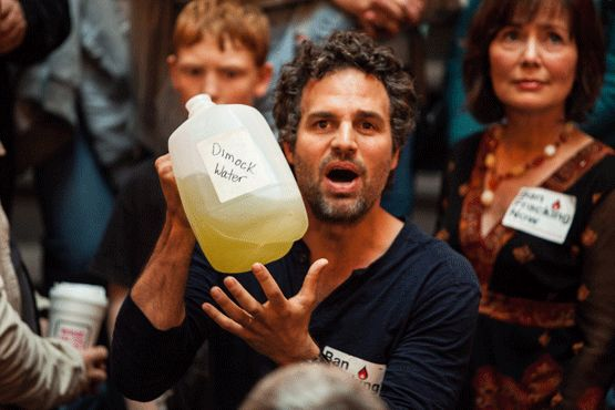 Why You Don't Frack With John Lennon's Farm!  When fracking hits close to home, Mark Ruffalo, Debra Winger, Yoko Ono, and other big names find common ground with small towns.