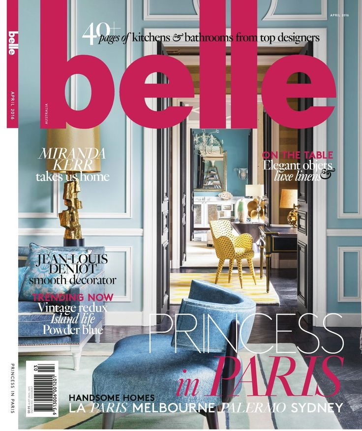 April Cover, 2016