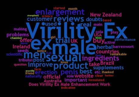 The Virility EX program is the most powerful natural male enhancement program available anywhere in the world. With years of success behind our product and being one of the only companies that uses 100% natural ingredients we foresee you having great success.