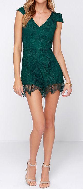 Love the color!...emerald