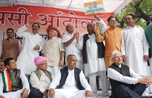Modi landlocked on Bill - read complete story click here..... http://www.thehansindia.com/posts/index/2015-02-26/Modi-landlocked-on-Bill-133872