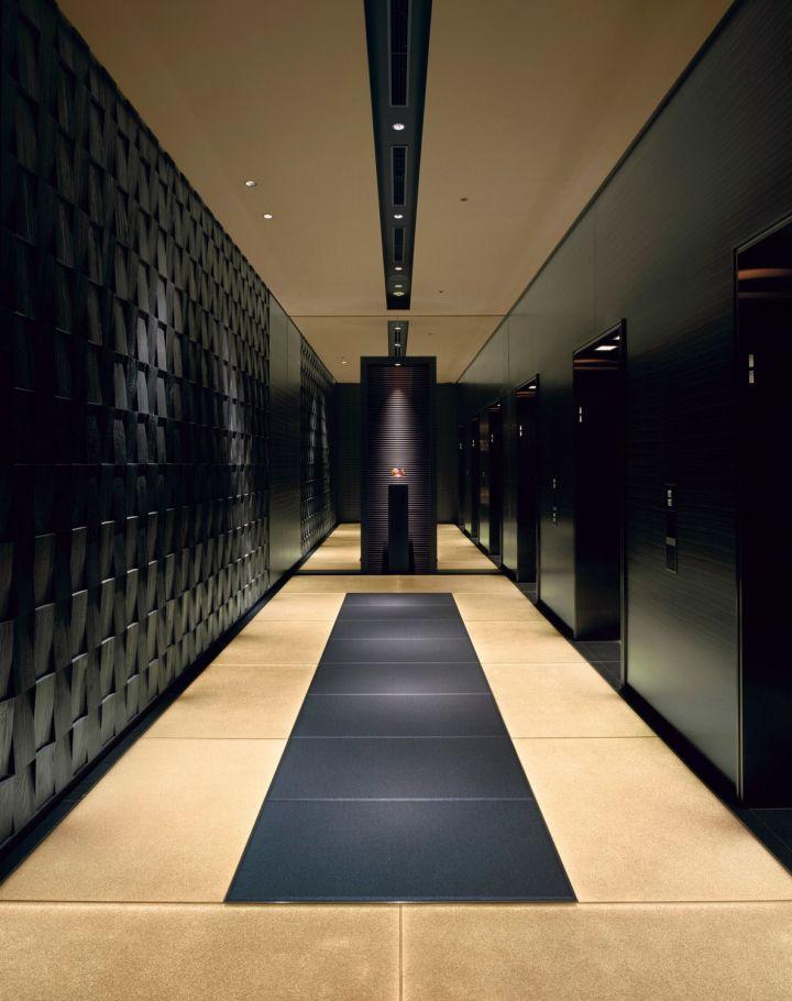 MANDARIN ORIENTAL TOKYO hotel by A.N.D. Tokyo Japan hotel hotels and restaurants