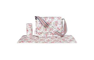 Cath Kidston Nappy Bag, this is the chelsea rose, i have the bleached flower one very similar and love it!