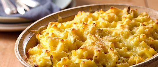 Mac 'N' Bega Cheese